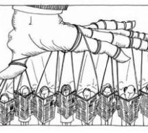 Los medios de comunicación y el control social por Noam Chomsky