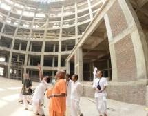 Discípulo de Devamrta Swami dona U$ 1,000,000.- para el templo del planetario Védico