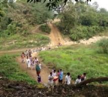 """La iniciativa """"Cuidado Tribal"""" de ISKCON, cerca de la India Tribal"""