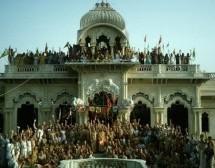 Krishna Balarama Mandir se prepara para celebrar su 40 aniversario