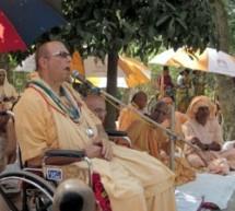 Mensaje de SS Jayapataka Swami acerca del Navadvip Mandal Parikrama 2015