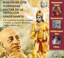 VIDEO; Cursos de Bhakti Sastri y Bhakti Vaibhava en Granja Nueva Vrajamandala, España