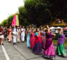 Arte y Espiritualidad en el IV Festival Ratha Yatra de Pucón