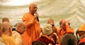 Mayapur Sanga de ISKCON, Sannyasis, Gurus y GBC's – Día 2