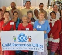 """ISKCON Muestra su Compromiso Unificado de Protección de la Infancia con los Premios """"Templo Seguro"""""""