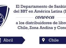 ANUNCIOS: Convocatoria del BBT América Latina