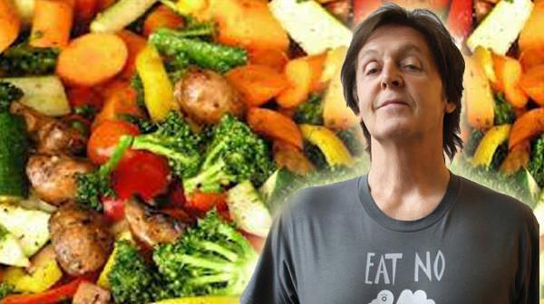 VIDEO: Paul McCartney Felicita a la organización Alimentos para la vida global