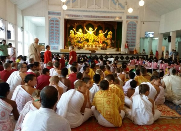 Sridham Mayapur, Narottama Kirtan Utsava