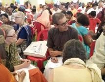 Finalizan con gran éxito las reuniones y seminarios del ILS 2016 en Sridham Mayapur, India.