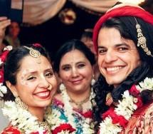 Casamiento de Kishor y Radha, vivenciando la gran familia de ISKCON.