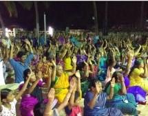 """Los devotos Tamil Nadu y sus 50 """"Gita Yajñas"""" para el Cincuentenario de ISKCON"""