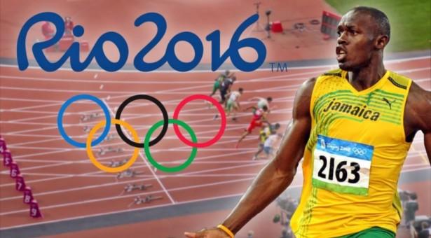 Usain Bolt se hizo vegetariano para llegar mejor a los Juegos Olímpicos de Río 2016